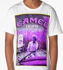 CAMEL VINTAGE PROMO - chopped and screwed Long T-Shirt