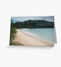 Along the Shore Greeting Card