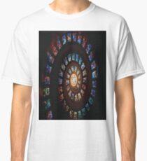 ARCHITECTURE COLORFUL Pop Art Classic T-Shirt