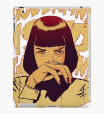 Pop Art - I said Goddamn!!! iPad Case/Skin