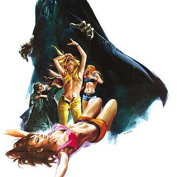 DRACULA AD 1972 by AshleyThorpe
