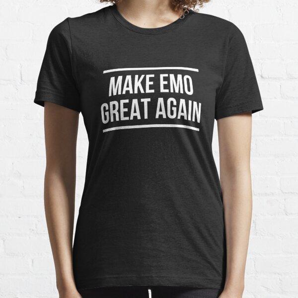 Make Emo Great Again Essential T-Shirt
