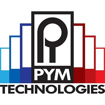 Retro Pym Tech Logo by JungleBri