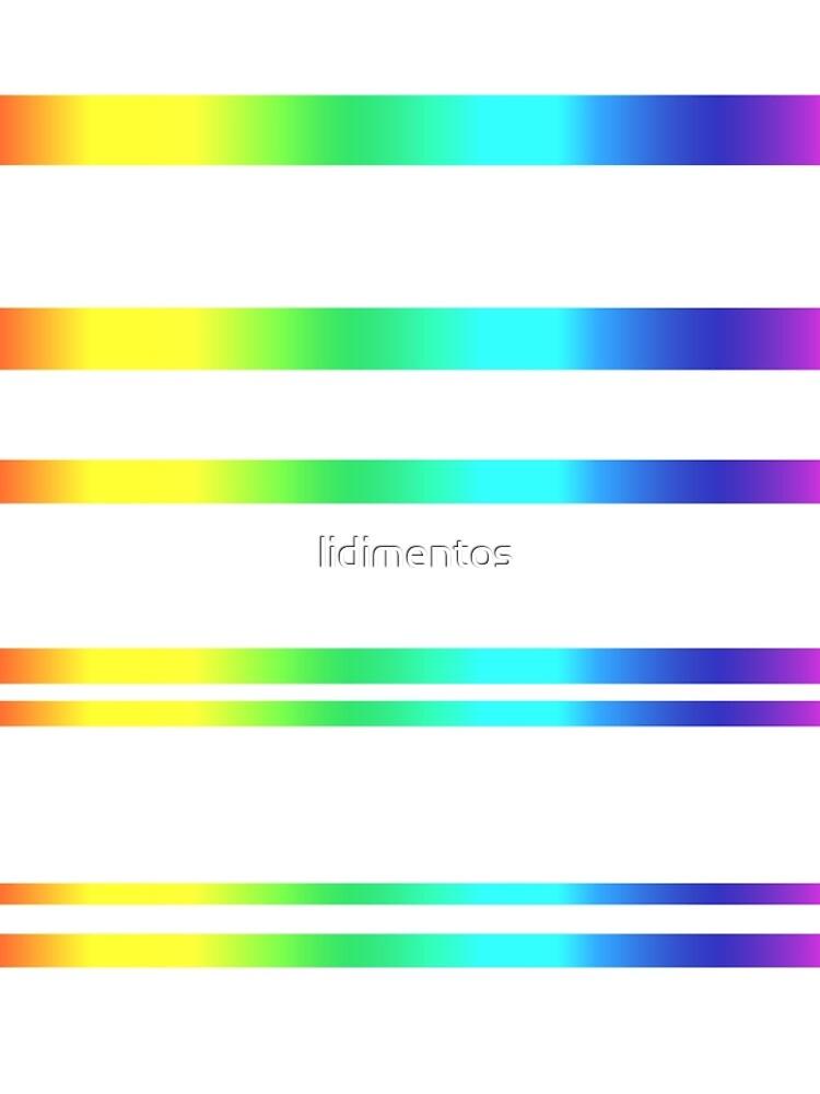Rainbow by lidimentos