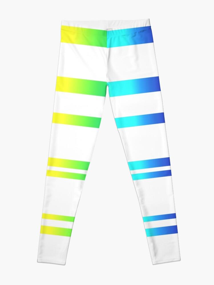 Alternate view of Rainbow Leggings