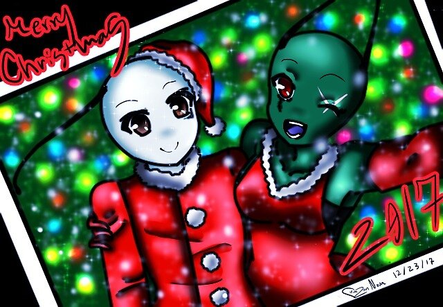 Zorten Christmas  by Skylar Grubbs
