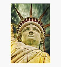 Statue of Liberty Photographic Print