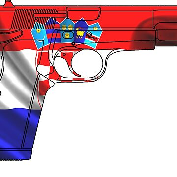 Croatian Handgun by cstronner