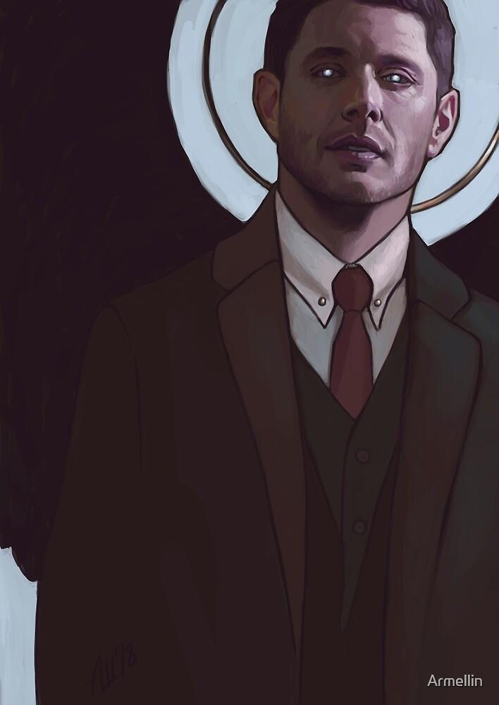 Michael. Dean Winchester 2 by Armellin