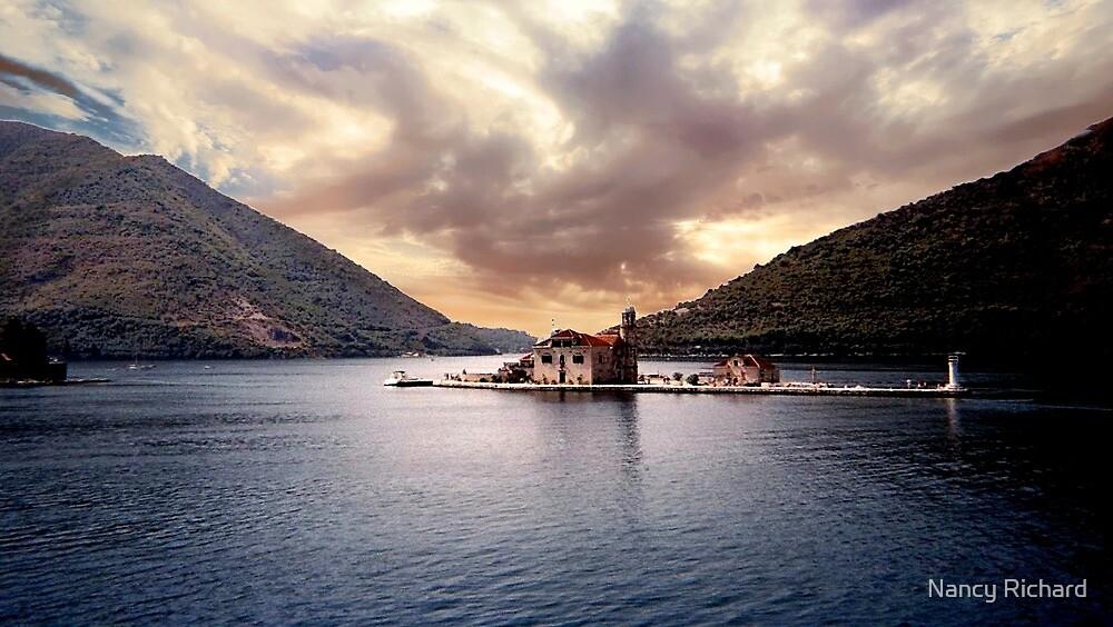 Kotor, Croatia by Nancy Richard