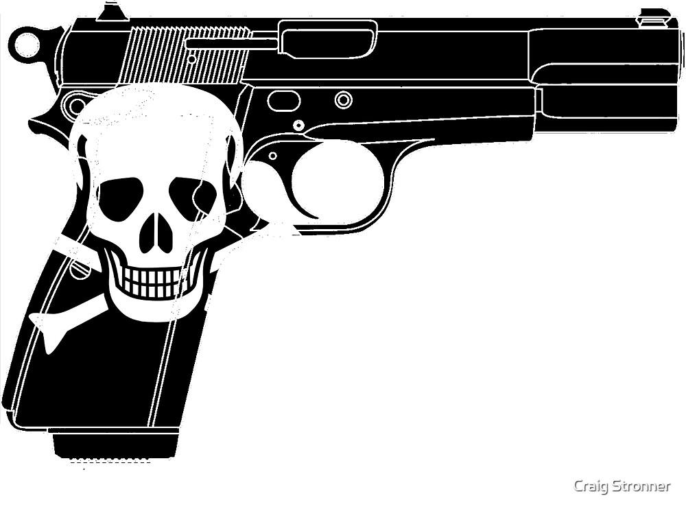 Pirate Handgun by Craig Stronner
