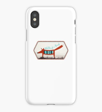 Wild through & through iPhone Case