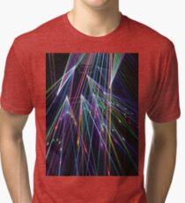 ART BLUR 3 Pop Art Tri-blend T-Shirt