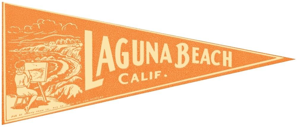 1945 Laguna Beach California by historicimage