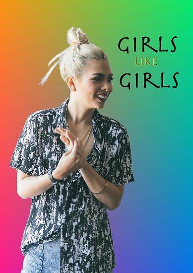 Hayley Kiyoko - girls like girls by AlishaBurden00