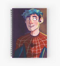 Spidey Ethan Spiral Notebook