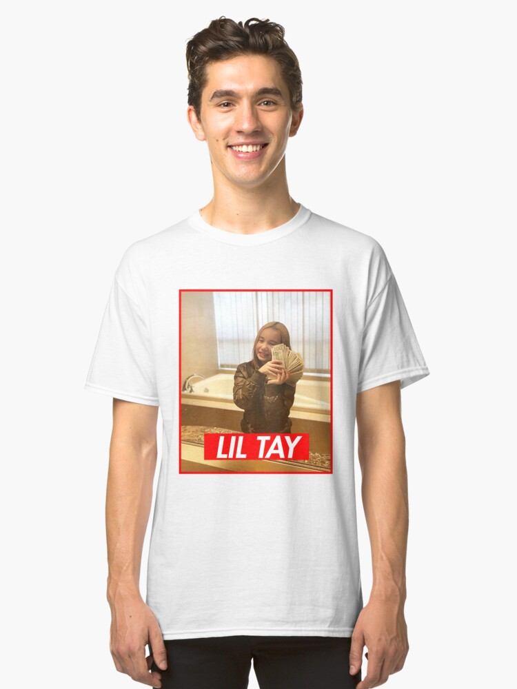 Lil tay Classic T-Shirt Front