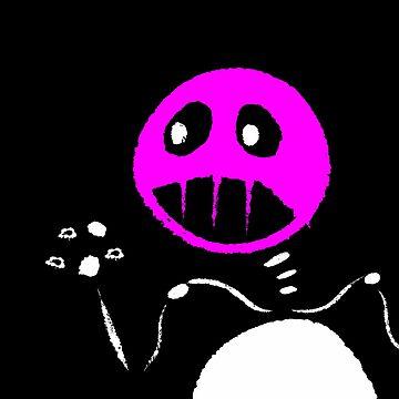 Capital Grim - Smiling guy by CapitalGrim