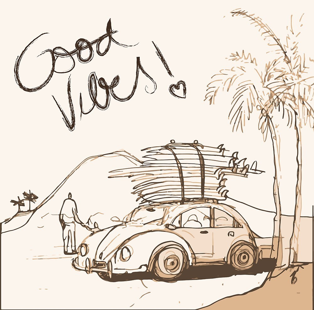 Good Vibes by Milca Severo