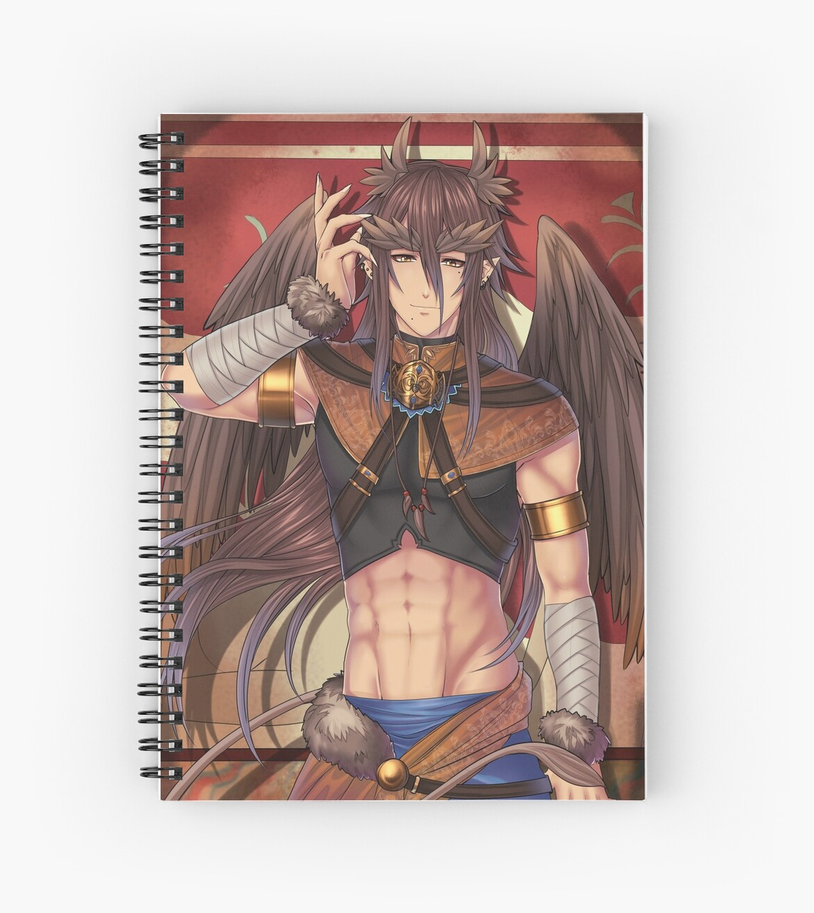 Grifon Notebook by MaiuLive