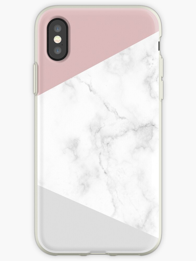 Geometric Marble by casscappello
