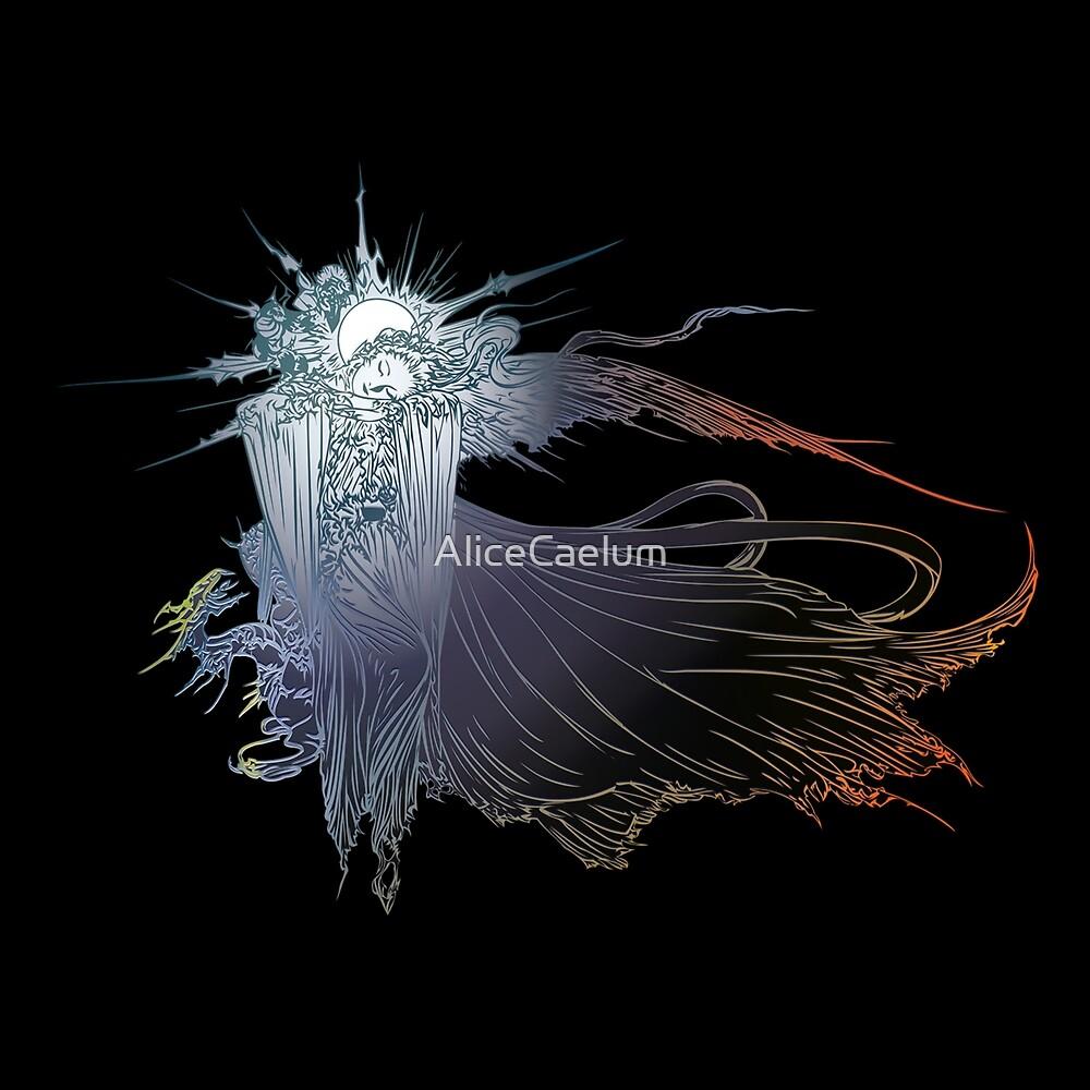 Final Fantasy XV Logo by AliceCaelum