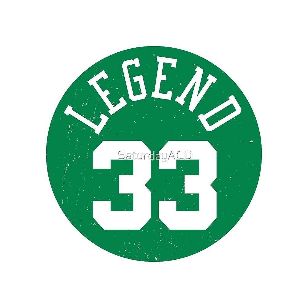 Legend 1 by SaturdayACD