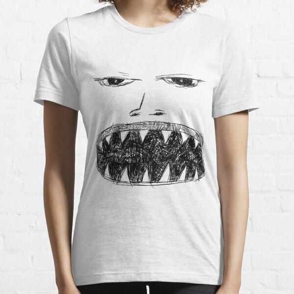 Horror Face Essential T-Shirt