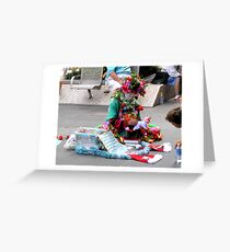 Bourke Street Mall Greeting Card