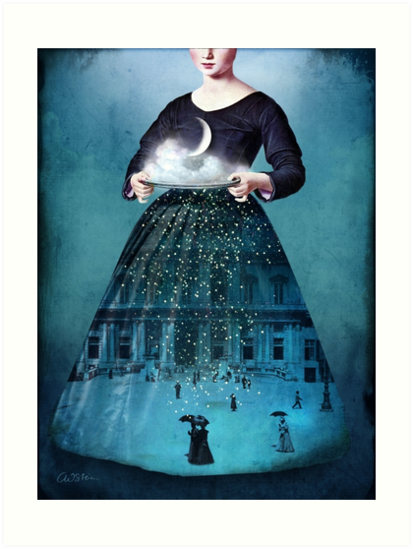 Frau Holle by Catrin Welz-Stein