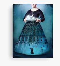 Frau Holle Canvas Print