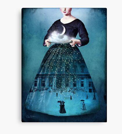 Frau Holle Canvas Print