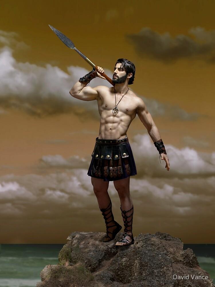 Gladiator by David Vance