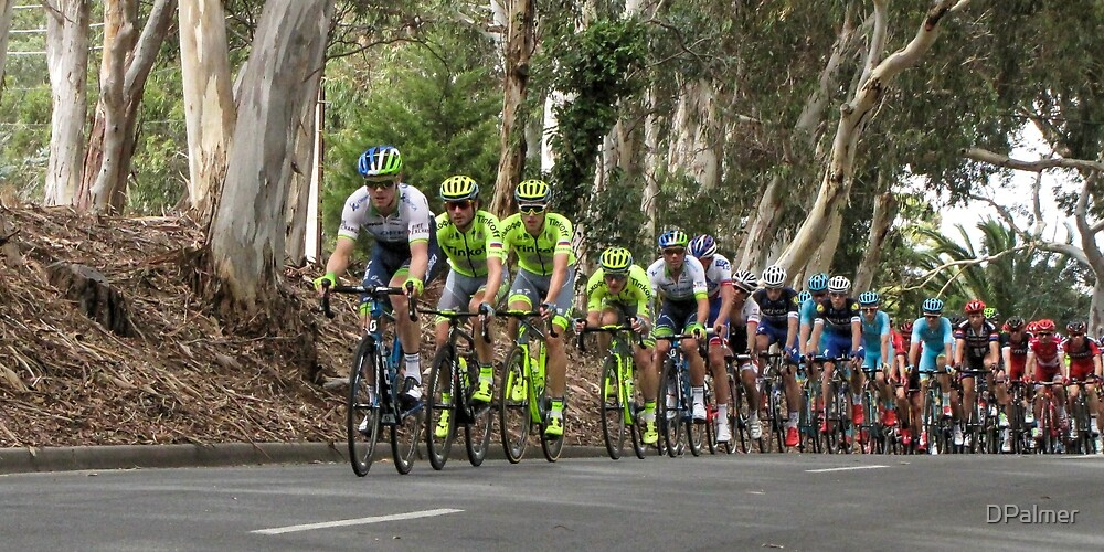 The Peloton - The Depart by DPalmer