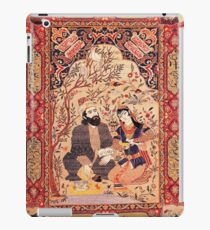 Antique Tabriz Omar Khayyam Rug iPad Case/Skin