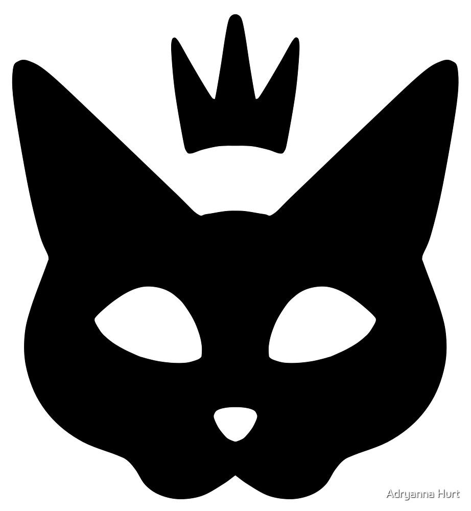 ALH Designs: [Black] Royal Cat by Adryanna Hurt