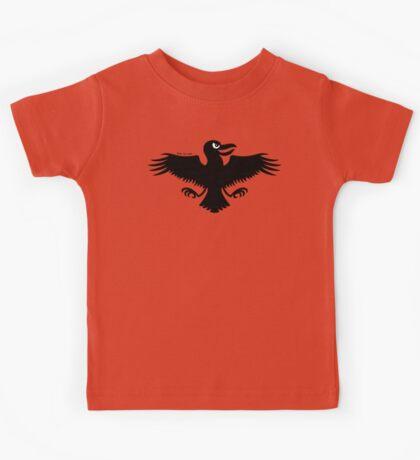 Halloween Naughty Crow Kids Clothes