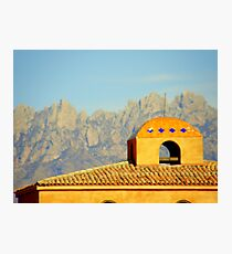 The Mesilla Valley Architecture Photographic Print