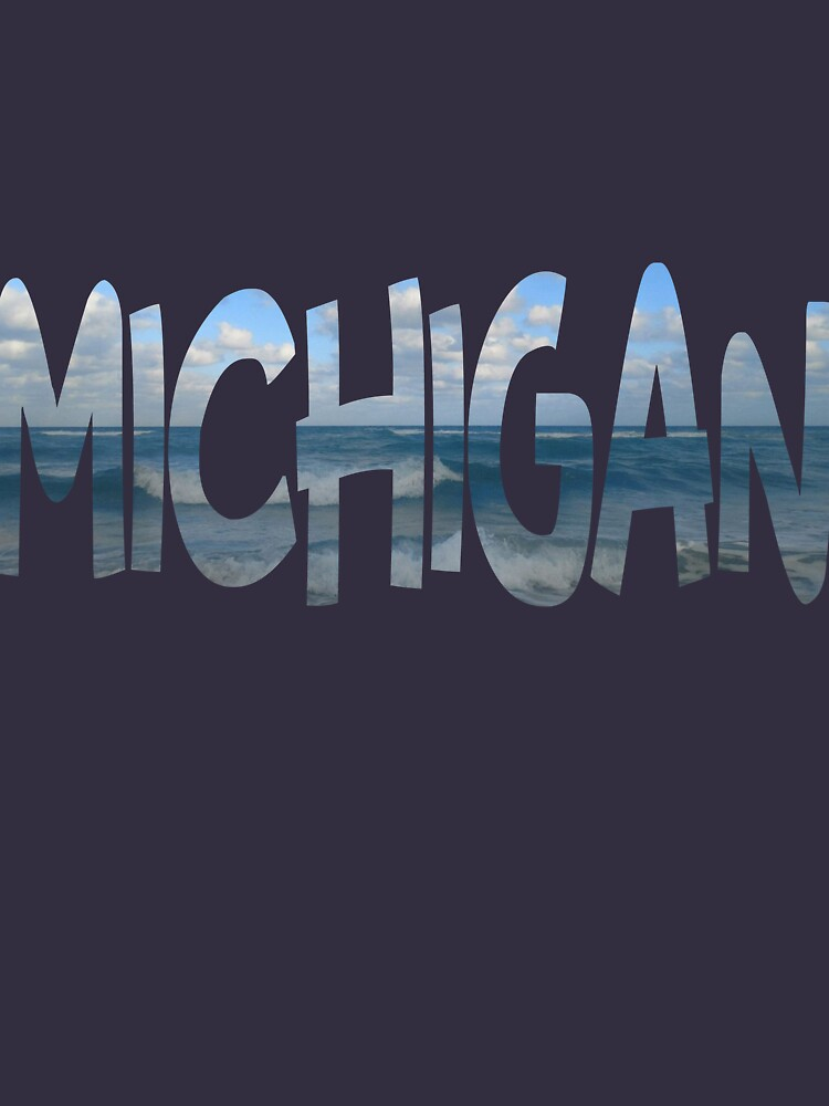 MICHIGAN - lake background by Mommylife