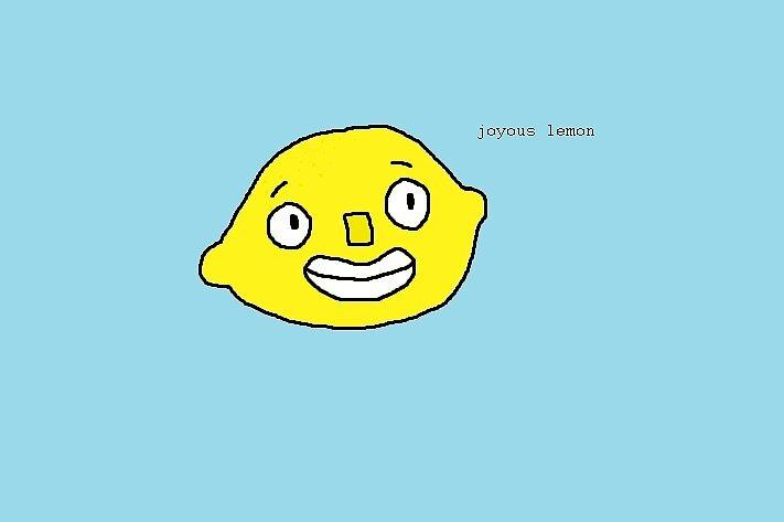 joyous lemon by snart0