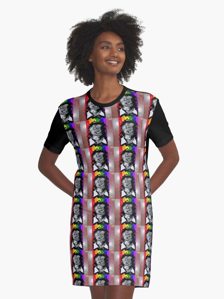 Gay Love Collection-This is NO Sin-Crushes-May 26, 2015 Graphic T-Shirt Dress Front