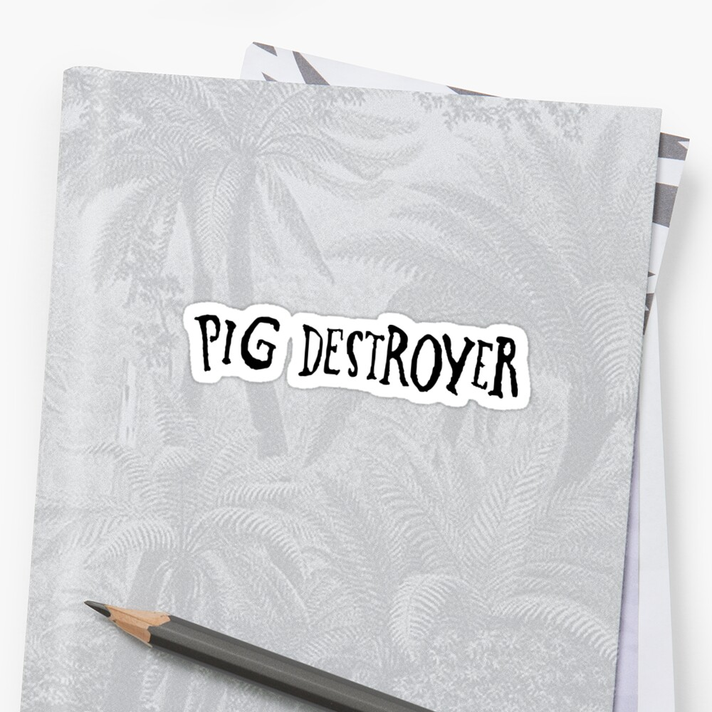 Pig Destroyer by MetalMania