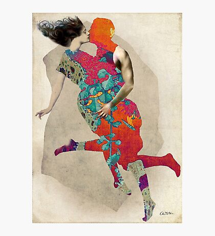 Love is a Tango Photographic Print