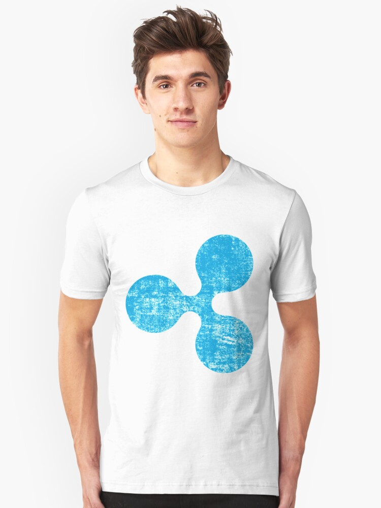 Ripple XRP Unisex T-Shirt Front