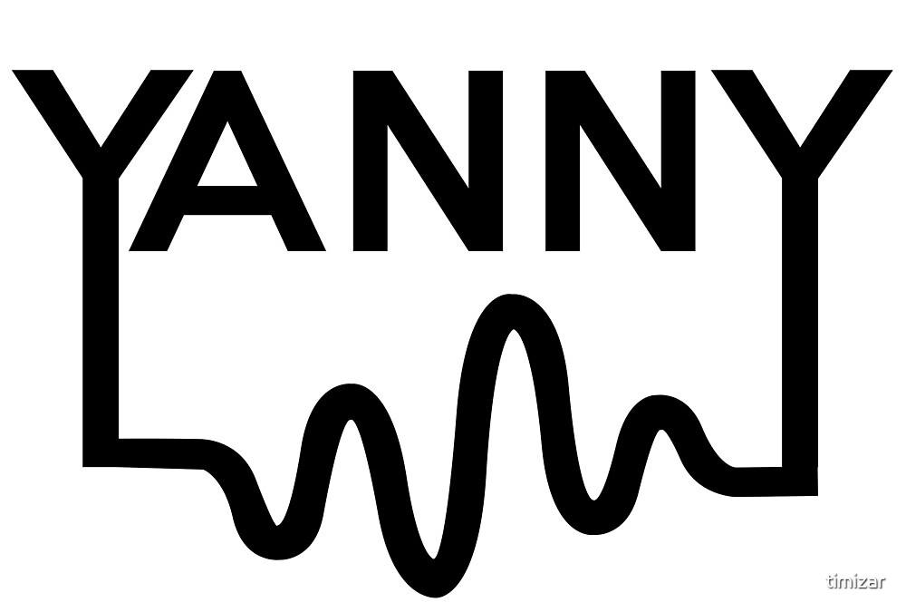 Yanny & Laurel Sounds by timizar