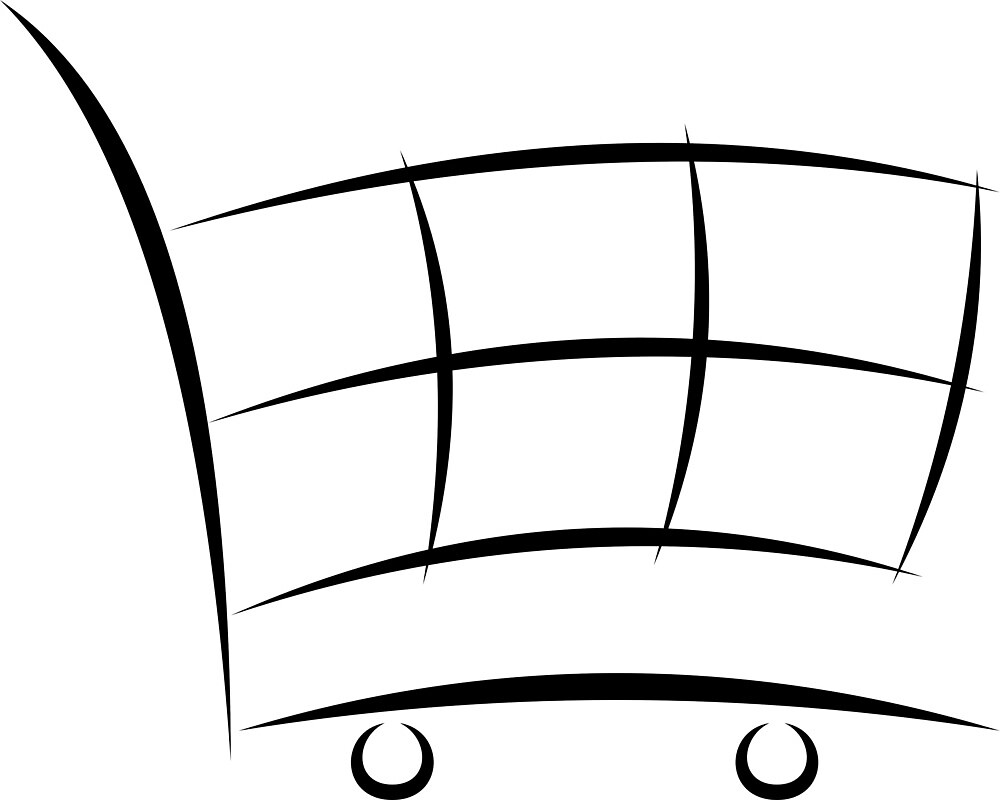 Shopping Cart by Reethes