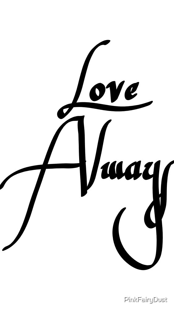 """""""Love Always"""" Design  by Chelsey Currier"""
