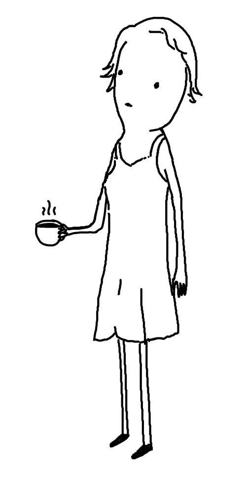 tea time for me please by Jordan Matelsky