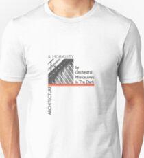 OMD Architecture & Morality Unisex T-Shirt
