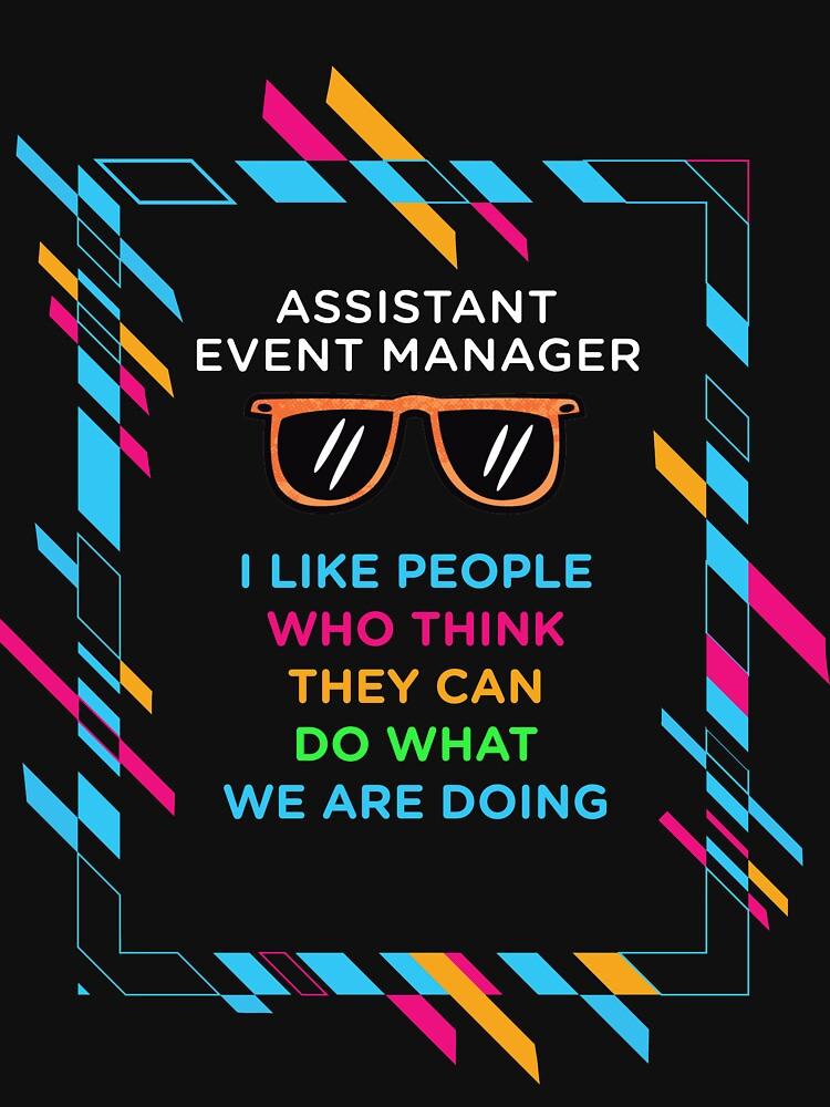 ASSISTANT EVENT MANAGER by Kassidti